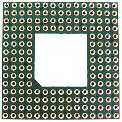 176 pin 15x15 PGA Socket