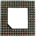 145 pin 15x15 PGA Socket