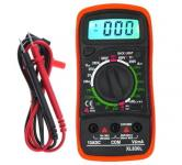 Multimeter 7 functions & 19 ranges