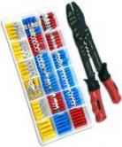 Tool & Insulated Terminals Kit