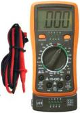 Multimeter & Network Cable Tester