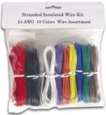 Stranded Wire Kit 24 AWG