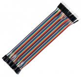 Jumper Wires Ribbon F-M 40p 8""