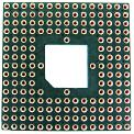 181 pin 15x15 PGA Socket