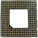 209 pin 17x17 PGA Socket