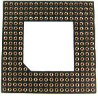 225 pin 18x18 PGA Socket