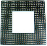 431 pin 24x24 PGA Socket