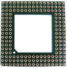 168 pin 17x17 PGA Socket