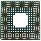 169 pin 17x17 PGA Socket